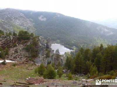 Lagunas de Neila;club senderismo madrid;jerte en flor;senderismo guadalajara